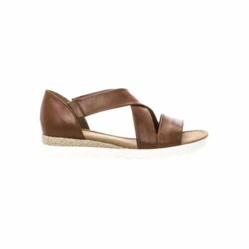 22.711 Promise Gabor Flat Crossover Sandal