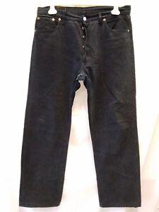 jeans-uomo-Levi-039-s-501-W-36-L-36-taglia-50