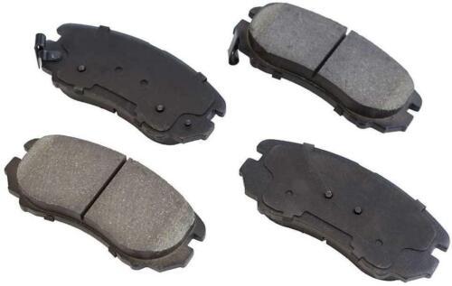 NewTek SCD924H Ceramic Brake Pads with Hardware,Front Fit:03-08 Hyundai Tiburon,