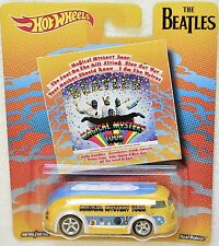 HOT WHEELS  POP CULTURE 2017 THE BEATLES HAULIN' GAS