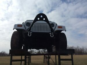 Jeep Tj Sahara