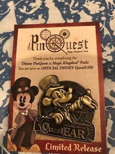 Disney-Mickey-Mouse-Pin-Quest-Limited-Release-Pin