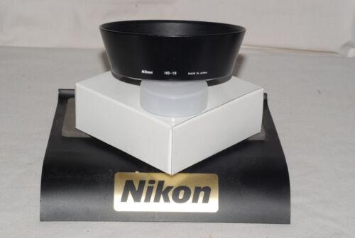Bayonet fit 85 micro// VR 55-200 lens. Nikon HB-37 LENS HOOD Genuine UK Seller