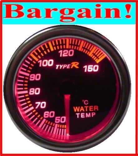 #730013 Masterblend El Diablo Truckmount Water Temperature Gauge