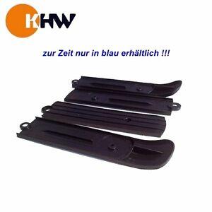 1-Satz-Ersatzkufen-fuer-SNOW-CAR-4-x-4-KHW-RODEL-Kinderschlitten-Lenkschlitten