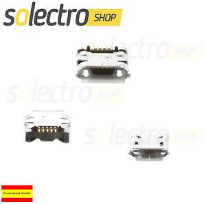 3x-Conector-USB-Micro-B-Hembra-SMD-FEMALE-MICRO-USB-SOCKET-CONNECTOR-SMD-K0173
