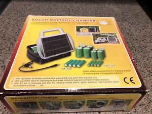 Universal Solar Battery Charger