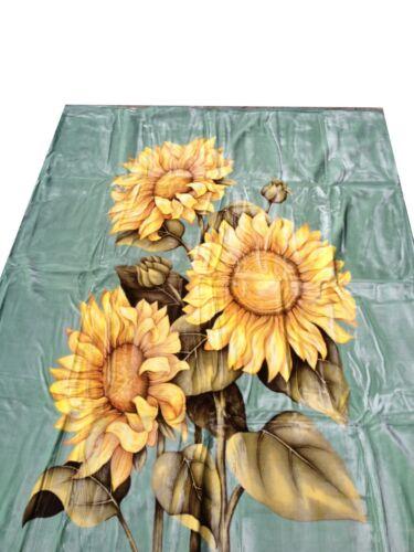 Solaron Korean Blanket Licensed throw Thick Plush queen sunflower Acrylic new