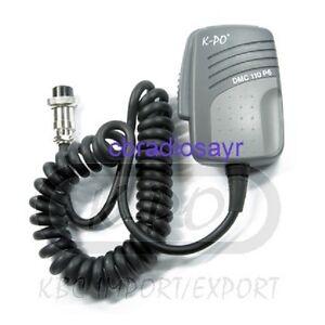 Phenomenal Kpo Replacement Cb Microphone 6 Pin Wiring Albrecht Midland Etc Ebay Wiring Digital Resources Funiwoestevosnl