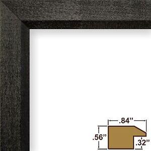 image is loading craig frames economy black simple hardwood picture frame - Ebay Picture Frames