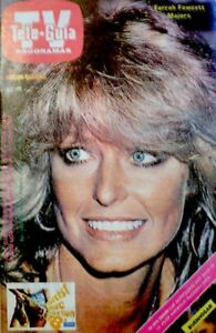 TV-Guide-1978-Charlie-039-s-Angels-Farrah-Fawcett-Majors-International-EX-NM-COA