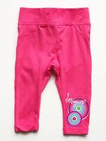 Desigual Canela Baby Girls Cotton Leggings Sizes 6m-24m $29