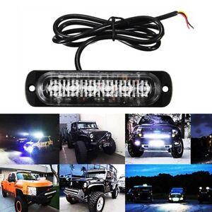 Lumiere-blanche-de-18W-6-LED-conduisant-la-de-brouillard-pour-le-camion-R9Z8