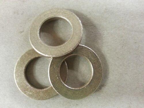 Qty-5 Oilite Sintered Bronze 3//4 ID x 1-1//4 OD x 1//8 ThkThrust TT-1205-1 11990