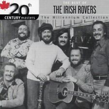 20th Century Masters - The Millennium Collection: The Best of the Irish Rovers by The Irish Rovers (CD, Oct-2003, Universal)
