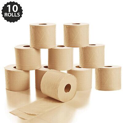 10,20,30 Pack Toilet Paper Bath Tissue Bathroom Premium 3ply155 Sheets Each