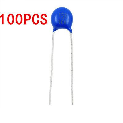 SF 100pcs 100pF 1KV 1000V //-10/% 101K High Voltage Ceramic Capacitor