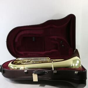 Besson-Model-BE-994-039-Sovereign-039-BBb-Compensating-Tuba-MINT-DISPLAY-MODEL