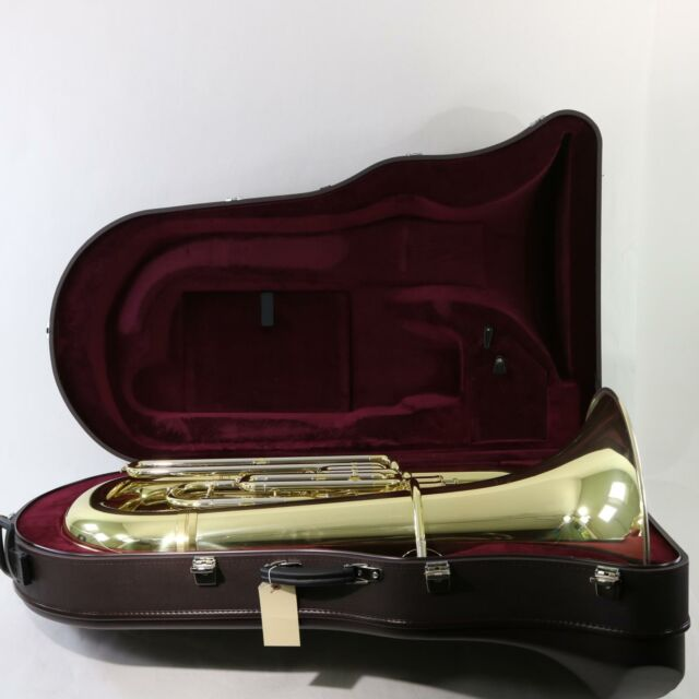 Besson Model BE-994 'Sovereign' BBb Compensating Tuba MINT DISPLAY MODEL