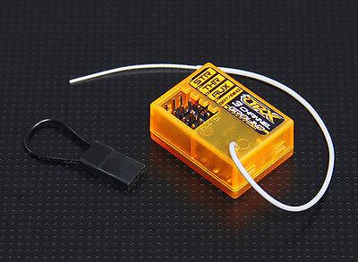 OrangeRx GR300 DSM2 Compatible 3Ch 2.4Ghz Ground Receiver Orange Rx US