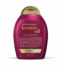 Organix Anti Breakage Shampoo Keratin Oil 385 ml
