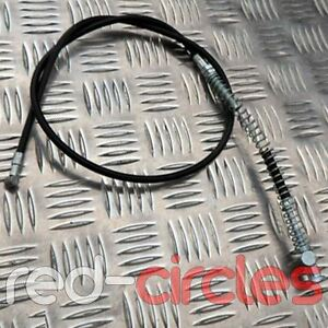 PIT BIKE REAR DRUM BRAKE CABLE 50cc 110cc 125cc PITBIKE