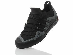 ADIDAS TERREX SWIFT SOLO d67031/Nero/Outdoor/MIS. 40 2/3 49 1/3