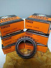 Timken Jl69349 Roller Bearing Cone Lot Of 6 Nos