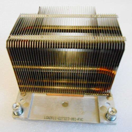 Intel ABPSRCACP G27323-001-FXC Passive Heatsink for S2600IP in R2000 Chassis New