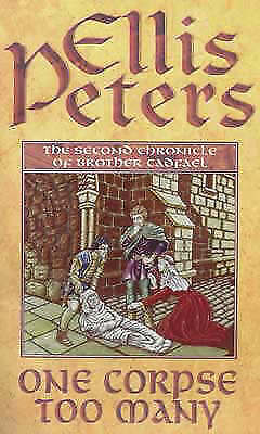 """""""AS NEW"""" Peters, Ellis, One Corpse Too Many: 2 (Cadfael Chronicles), Paperback B"""