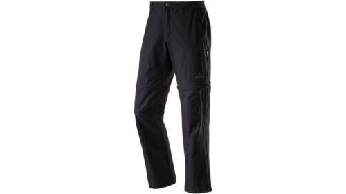 McKINLEY Hommes Abzipphose Outdoor Trekking Pantalon Minden noir