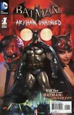 Batman Arkham Unhinged 10 VF 2013 DC Comics