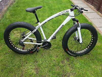 NEW Fat Bike 2017 26 x 4'' tyres 21 gears, MTB, Forest, Snow, Beach, OFFROAD