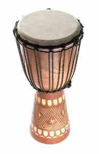 50cm Profi Djembe Drum Alpin Tromnmel Bongo Guter Klang C1