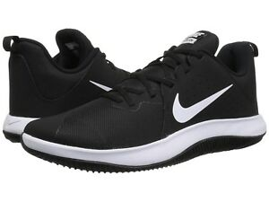 99f0985151c Nike FLY.BY LOW Mens Black White 908973-001 Athletic Shoes