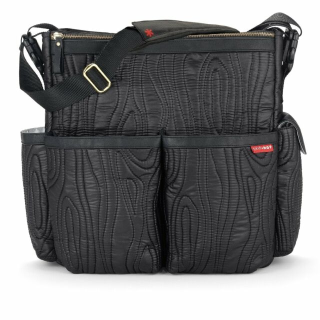 Skip Hop Duo Deluxe Diaper Bag Limited Edition Edgewood