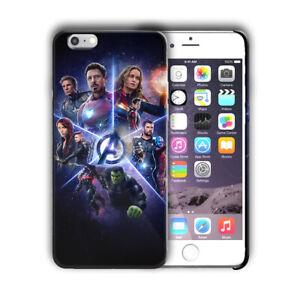 Avengers-Endgame-Iphone-4s-5-SE-6-6s-7-8-X-XS-Max-XR-11-Pro-Plus-Case-5
