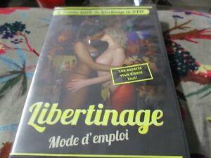 DVD-NEUF-034-LIBERTINAGE-MODE-D-039-EMPLOI-034