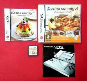 La Imagen Se Está Cargando Cocina Conmigo Que Preparamos Hoy Nintendo DS  USADO