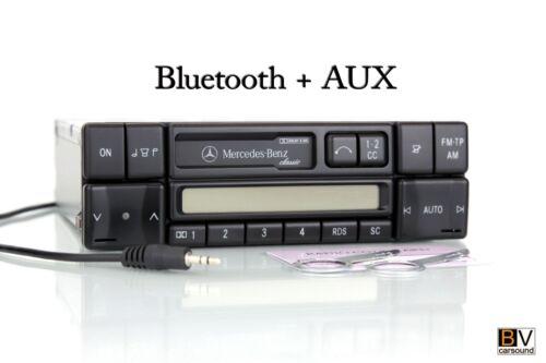 Mercedes-benz radio Bluetooth aux mp3 sl r129 r170 SLK w202 w163 be2010 Becker