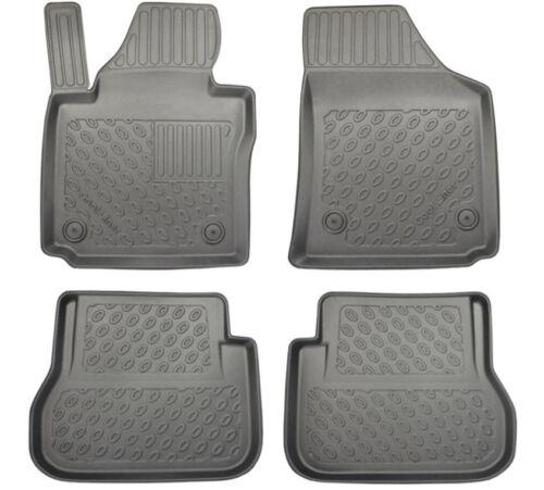 OPPL Fußraumschalen statt Gummimatte für VW Caddy 2K//2K Maxi 2004-2015 4-teilig