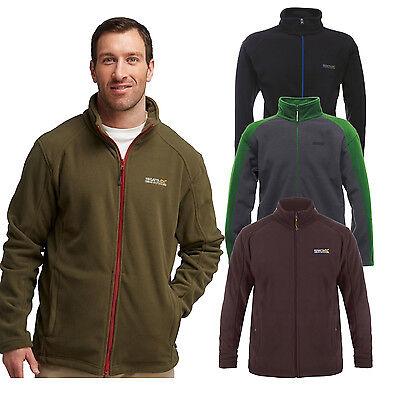 Regatta Hedman II Mens Mid-Weight Fleece Jacket