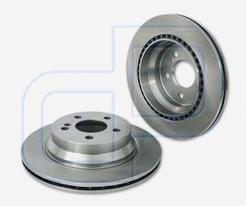 2 Bremsscheiben MERCEDES GLK X204 CLS C219 W211 hintenHinterachse Ø 300 mm