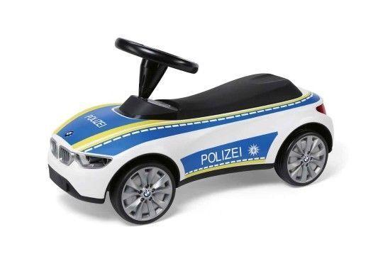Original BMW Baby Racer III Polizei Auto Sondermodell Limited 80932454863