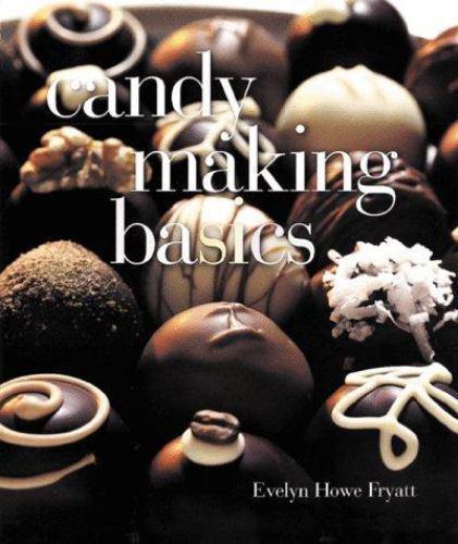 Candy Making Basics-ExLibrary