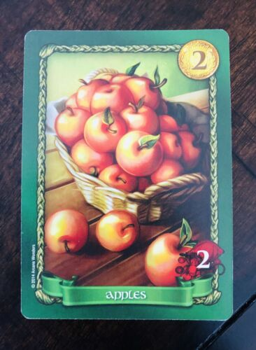 Sheriff of Nottingham 6 Count Regular Chicken Replacement Extra Cards Official