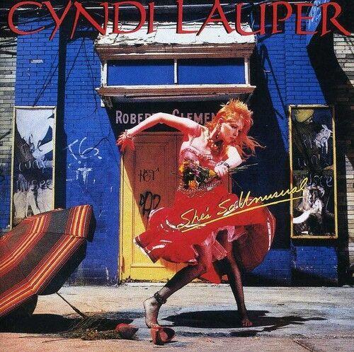 Cyndi Lauper - She's So Unusual [New CD]