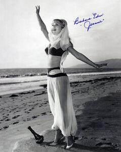 Eden as jeannie Barbara