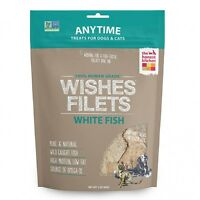 The Honest Kitchen Wishes Dog & Cat Treats, Pure Iceland Haddock Fillets