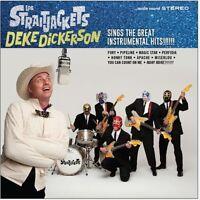 Los Straitjackets & Deke Dickerson Sings The Great Lp Record Vinyl - Brand